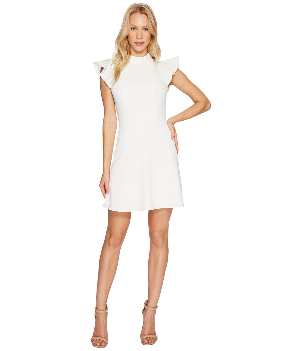 Rachel Zoe - Twill Suiting Parma Dress