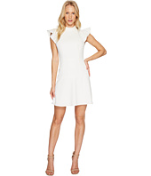 Rachel Zoe - Twill Suiting Parma Dress