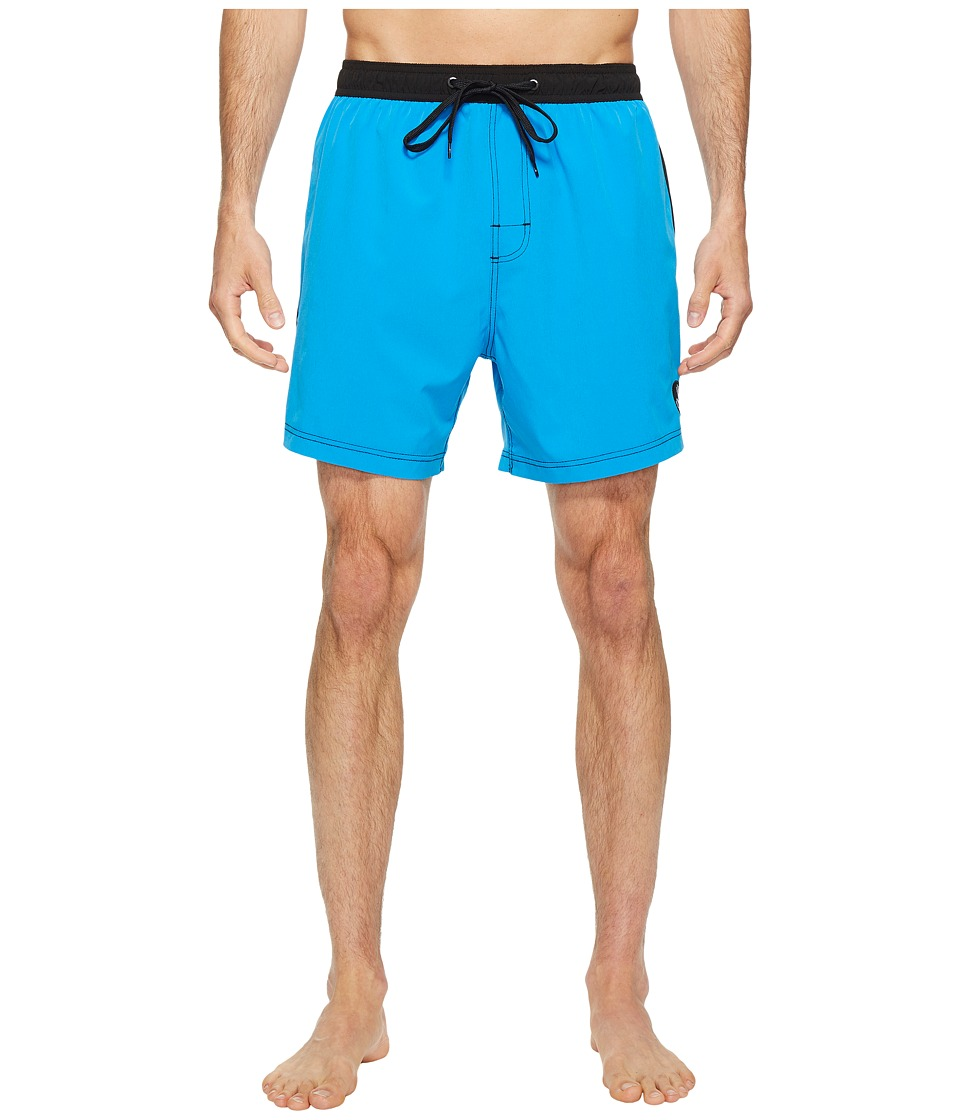 Body Glove Twinner Volleys Boardshorts (Blue) Men