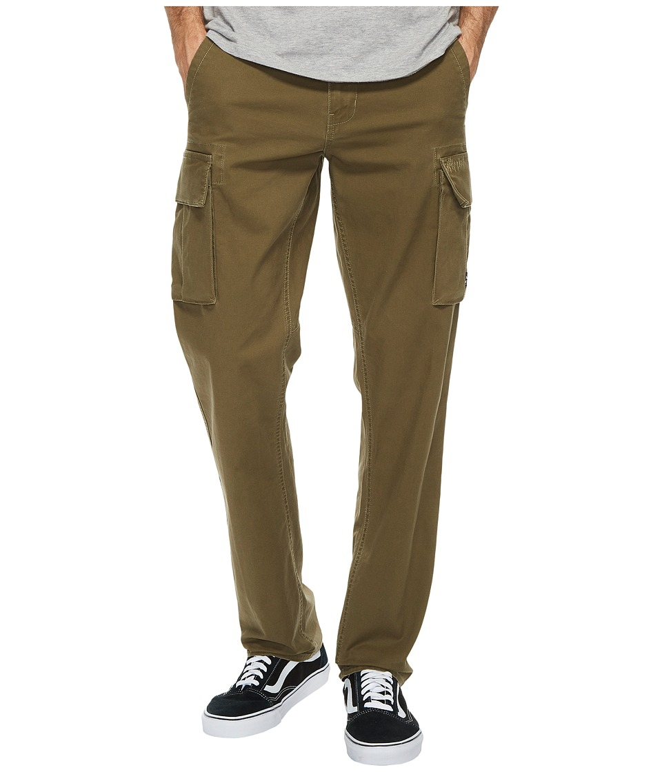 RVCA Stay RVCA Cargo Pants (Burnt Olive) Men