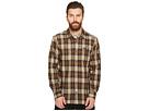 RVCA Bone Flannel Long Sleeve Shirt