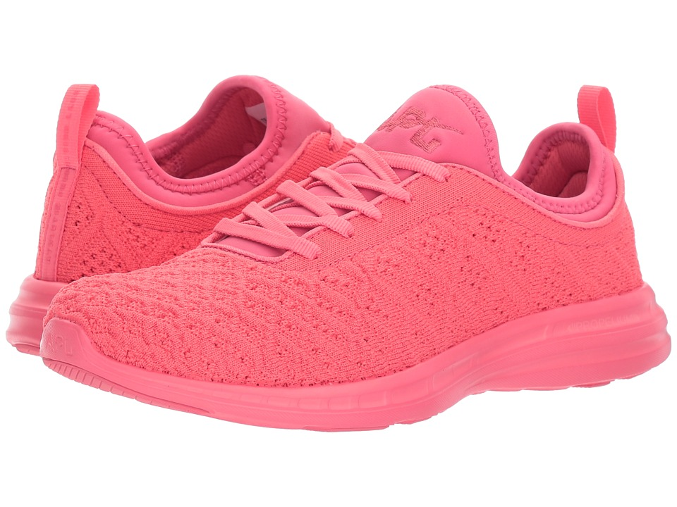 Athletic Propulsion Labs (APL) Techloom Phantom (Fire Coral) Women