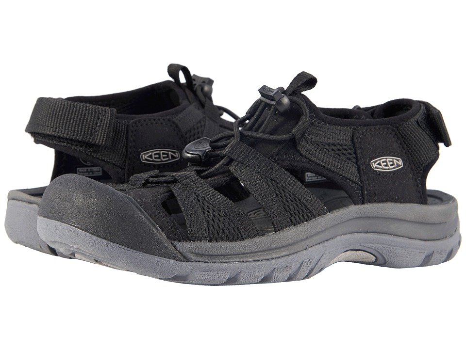 Keen Venice II H2 (Black/Steel Grey) Women's Shoes