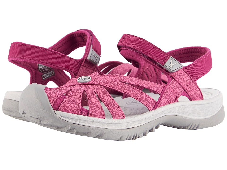 Keen Rose Sandal (Boysenberry/Red Violet) Women's Shoes