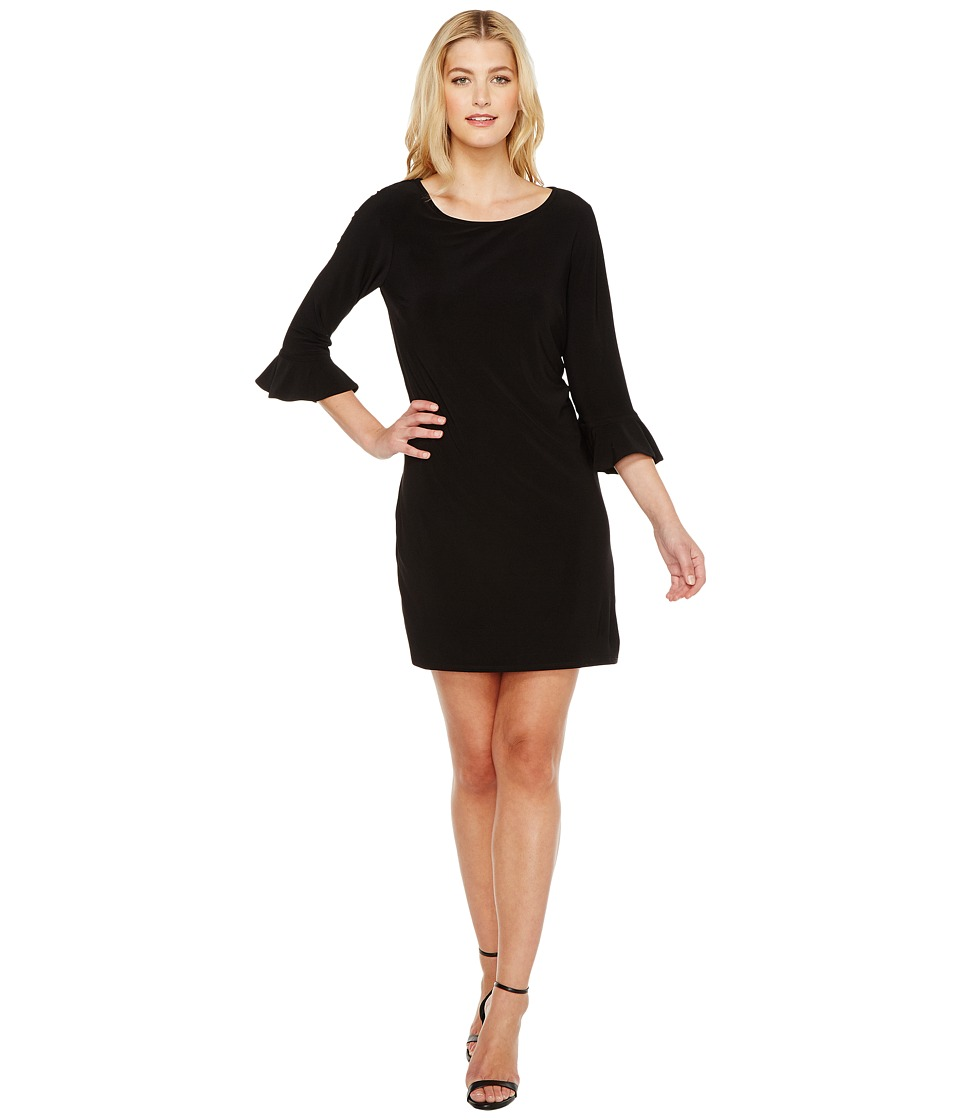 Laundry by Shelli Segal Laundry by Shelli Segal - Matte Jersey Flounce Sleeve Dress