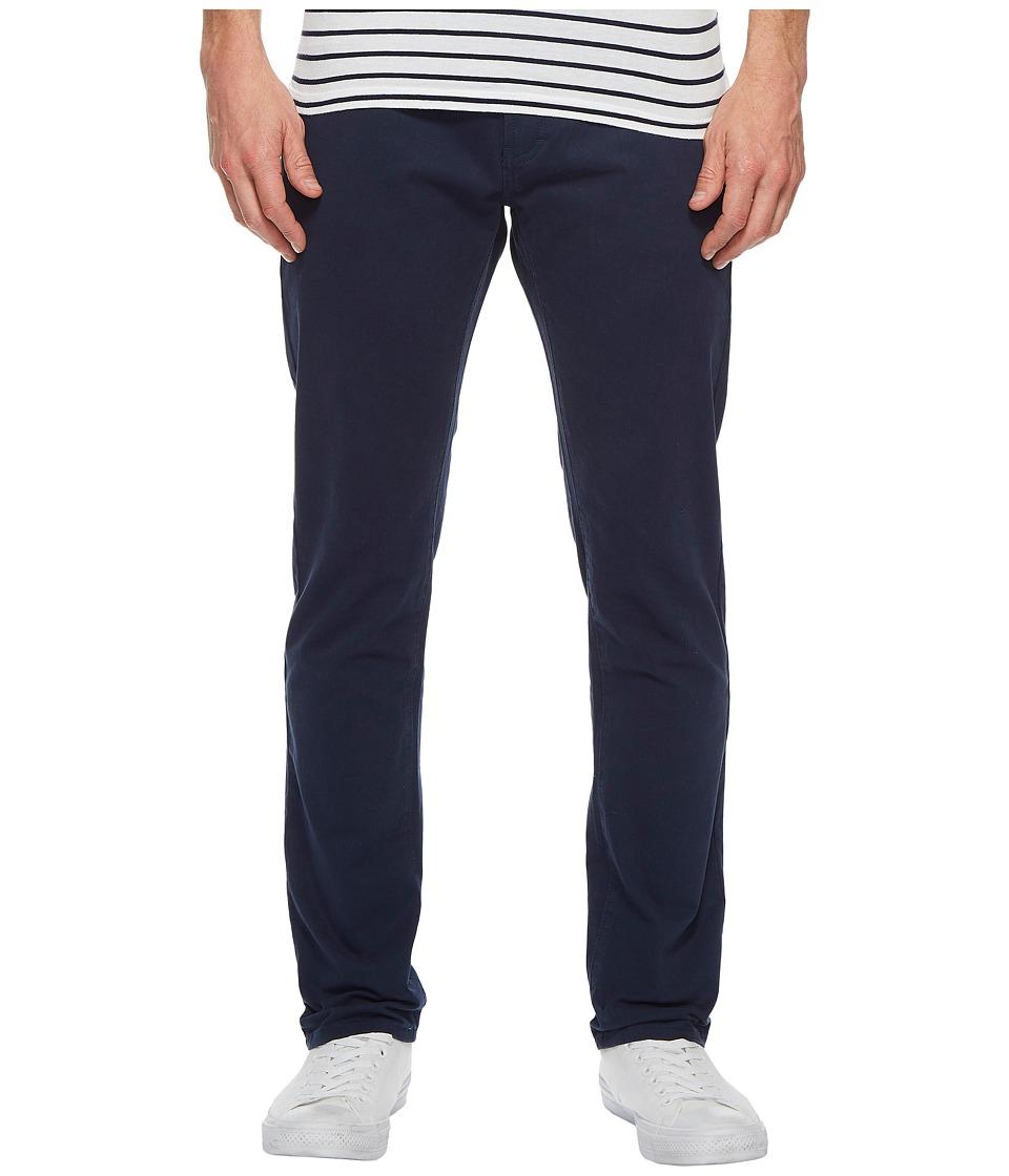 RVCA - Daggers Twill (Federal Blue) Mens Casual Pants