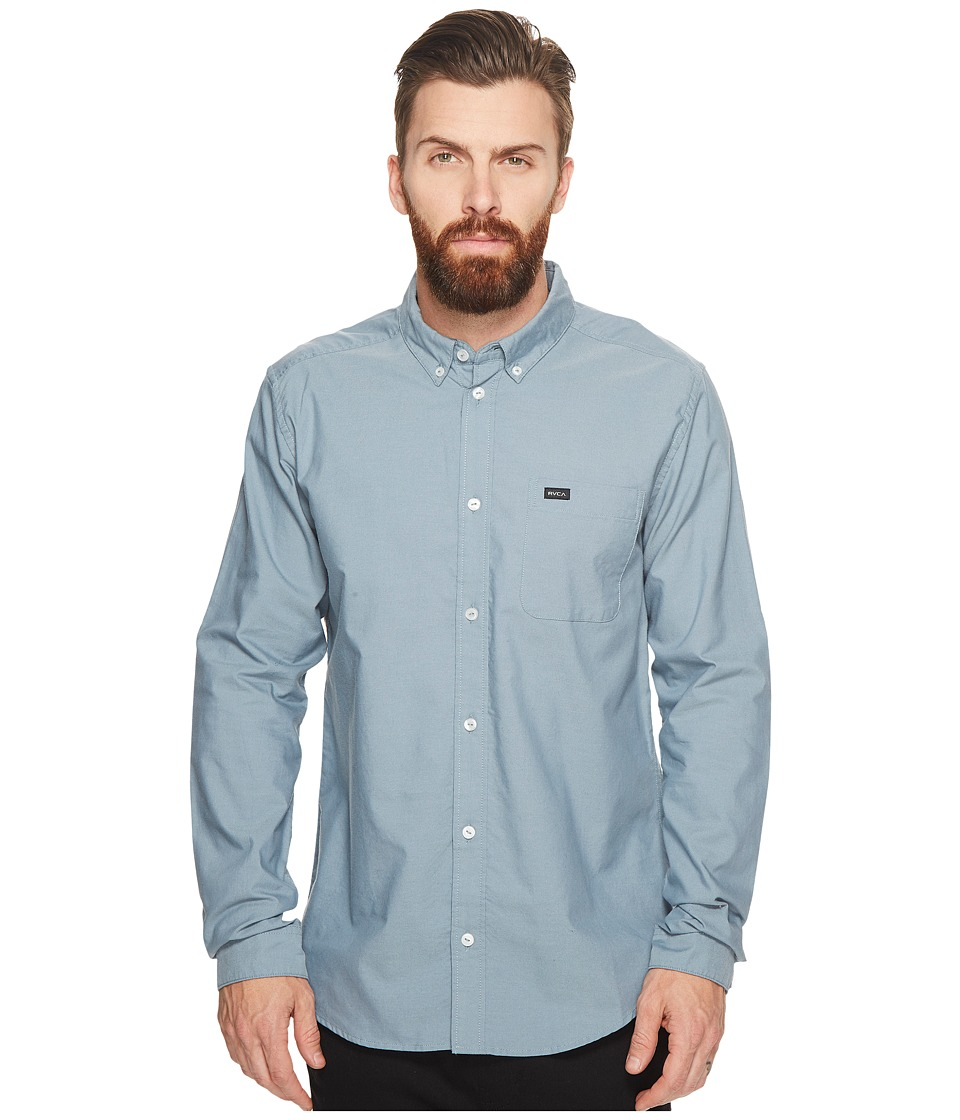 RVCA RVCA - That'll Do Oxford L/S