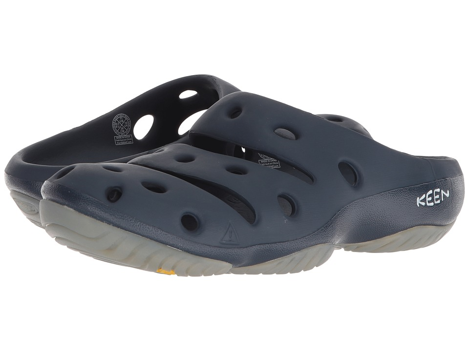 Keen - Yogui (Black Iris) Mens Shoes