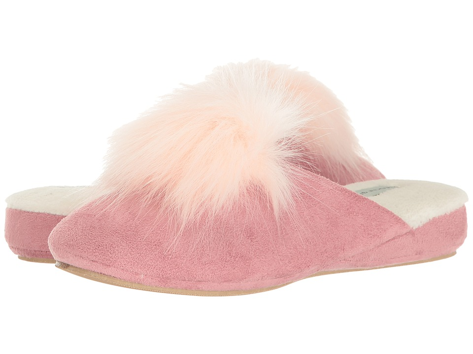Patricia Green Pretty Pouf (Pink) Slippers