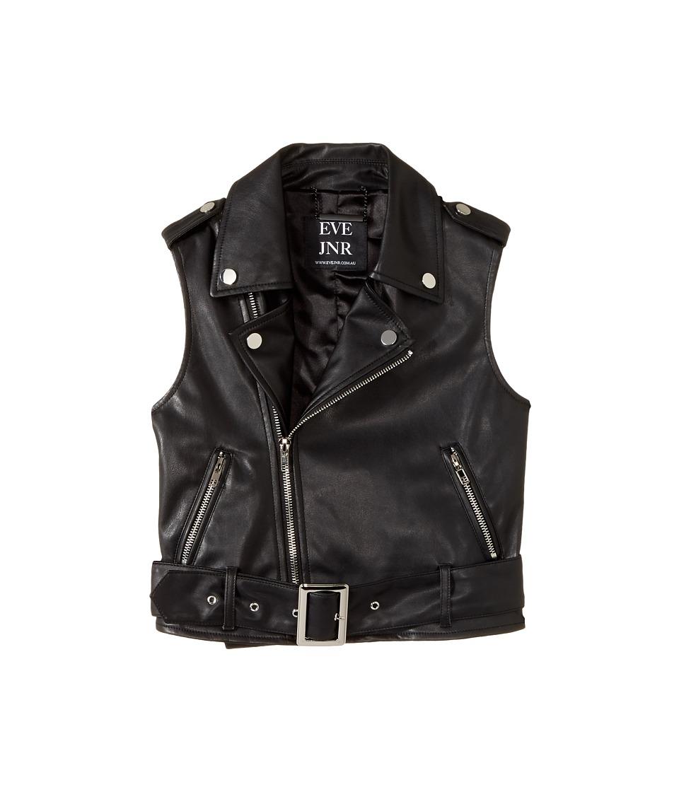 eve jnr - Vegan Leather Vest