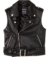 eve jnr - Vegan Leather Vest (Toddler/Little Kids)