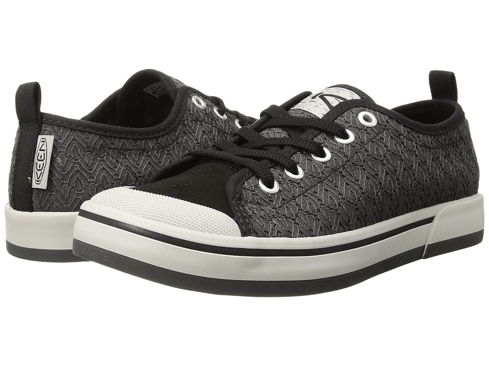 Keen Elsa Crochet (Magnet/Black) Women's Shoes