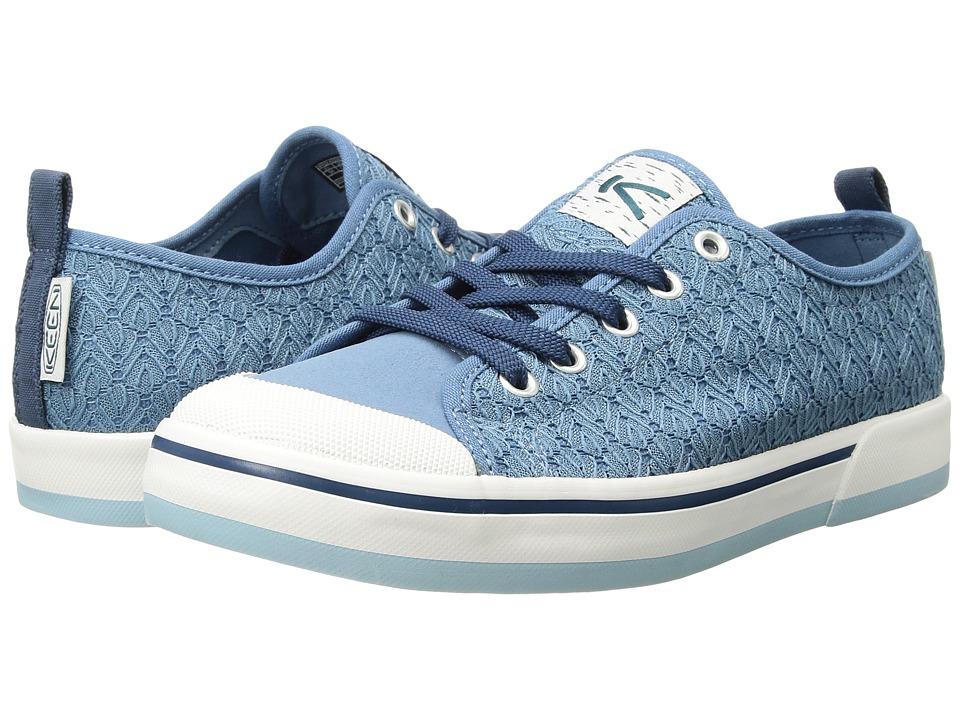 Keen Elsa Crochet (Provincial Blue/Sterling Blue) Women's Shoes