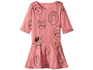 mini rodini - Fox Family Dress (Infant/Toddler/Little Kids/Big Kids)