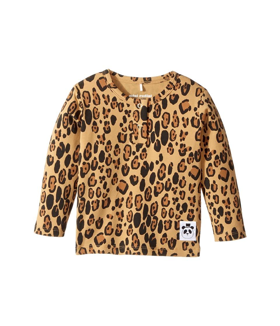 mini rodini - Basic Leopard Grandpa