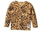 mini rodini Basic Leopard Grandpa (Infant/Toddler/Little Kids/Big Kids)