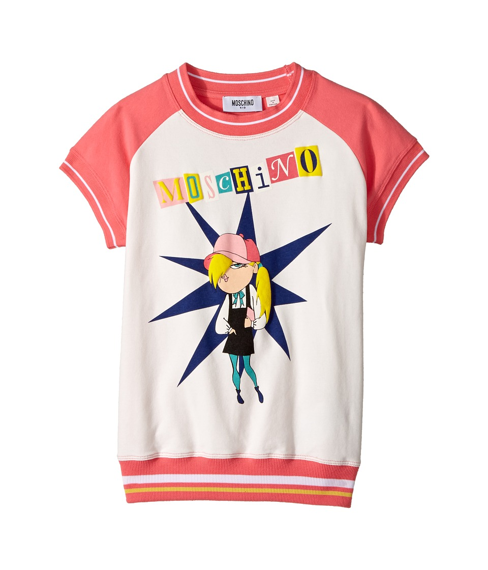 Moschino Kids - Logo Graphic Dress