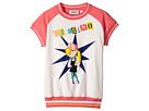 Moschino Kids Logo Graphic Dress (Little Kids/Big Kids)