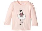 Little Marc Jacobs Essential Long Sleeve T-Shirt (Infant)