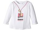 Little Marc Jacobs Trompe L'Oeil Long Sleeve T-Shirt (Infant)