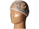 SCALA Knit Headband w/ Flower