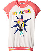 Moschino Kids - Logo Graphic Dress (Big Kids)