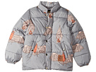 mini rodini Bat Puffy Jacket (Toddler/Little Kids/Big Kids)