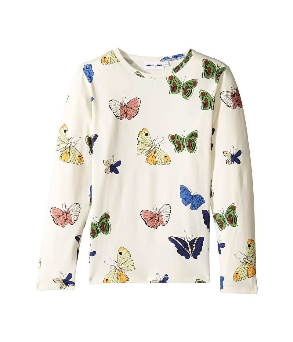mini rodini - Butterflies Long Sleeve Tee