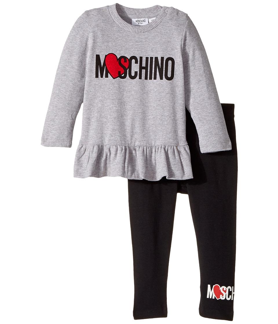 Moschino Kids - Logo Heart T