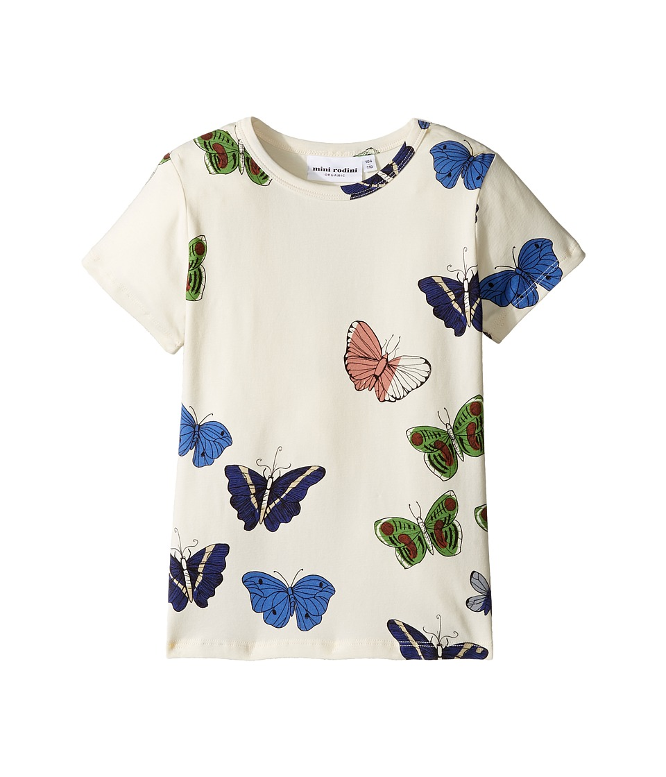 mini rodini - Butterflies Short Sleeve Tee