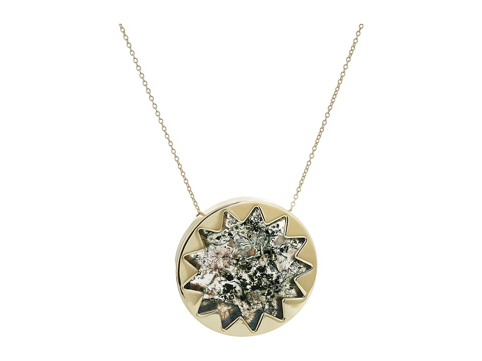 House of Harlow 1960 House of Harlow 1960 - Sunburst Pendant Necklace