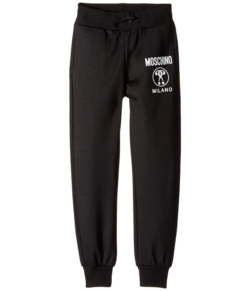 Moschino Kids - Sweatpants w/ Logo on Front