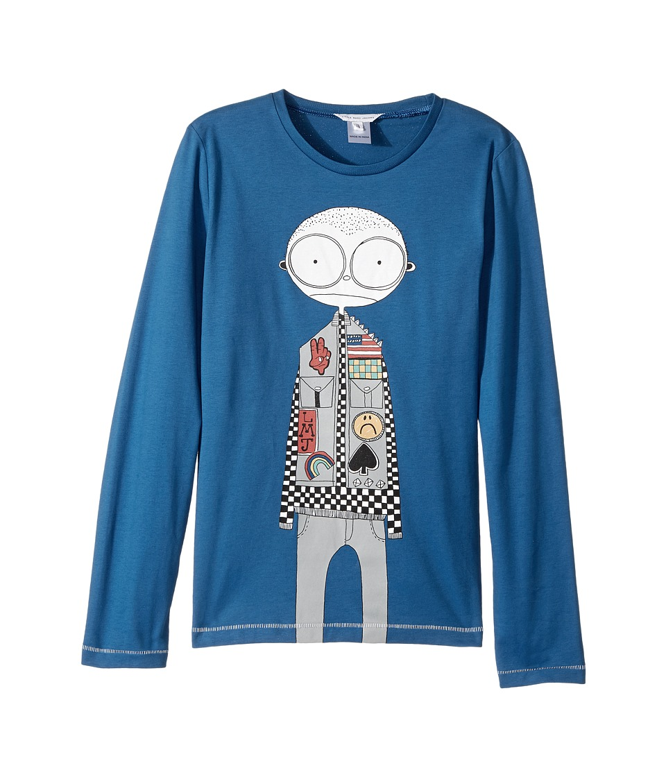 Little Marc Jacobs - Essential Long Sleeve T