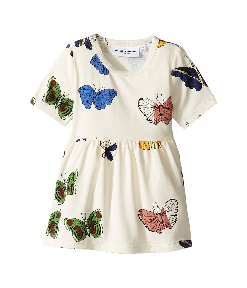 mini rodini - Butterflies Short Sleeve Dress