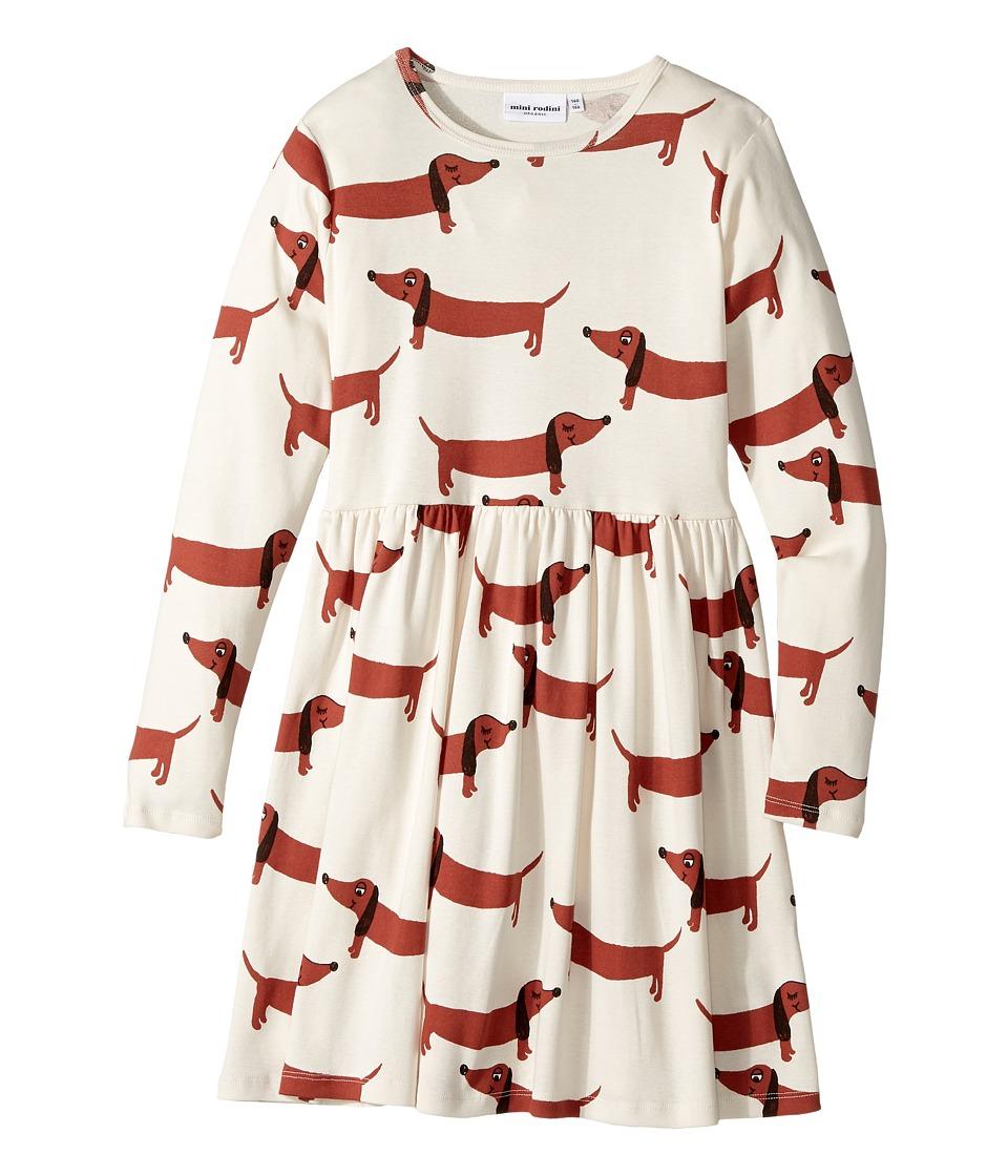 mini rodini - Dog Long Sleeve Dress