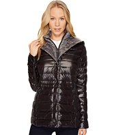Vince Camuto - Hooded Lightweight Down with Bib N1841