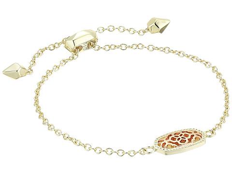 Kendra Scott Elaina Bracelet - Gold/Rose Gold Filigree Mix
