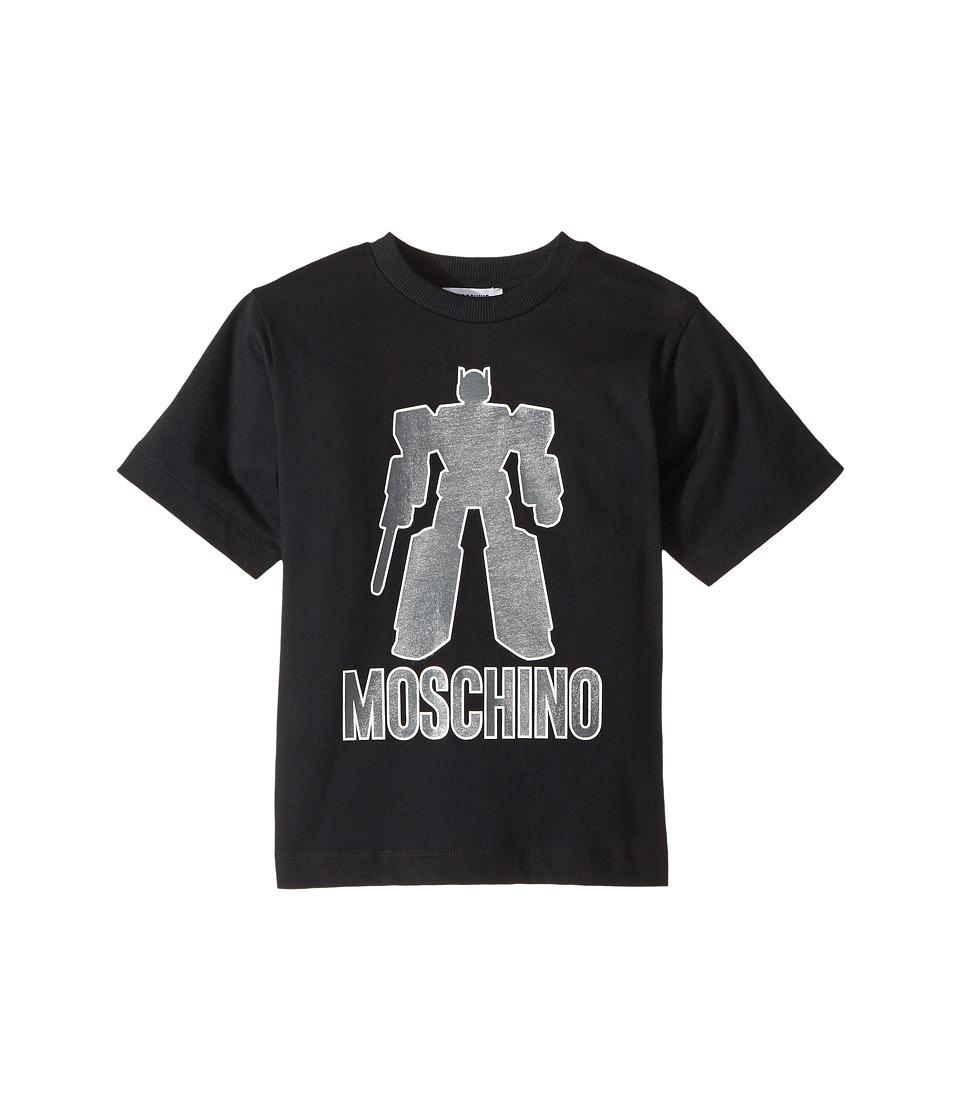Moschino Kids - Graphic Transformer Short Sleeve T