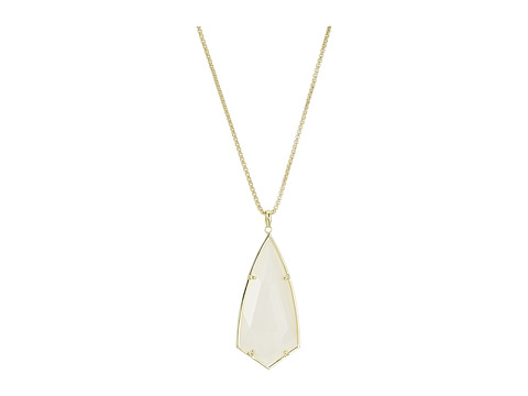 Kendra Scott Carole Necklace - Gold/White Mother-of-Pearl