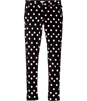 Little Marc Jacobs - Milano All Over Printed Dots Trousers (Big Kids)