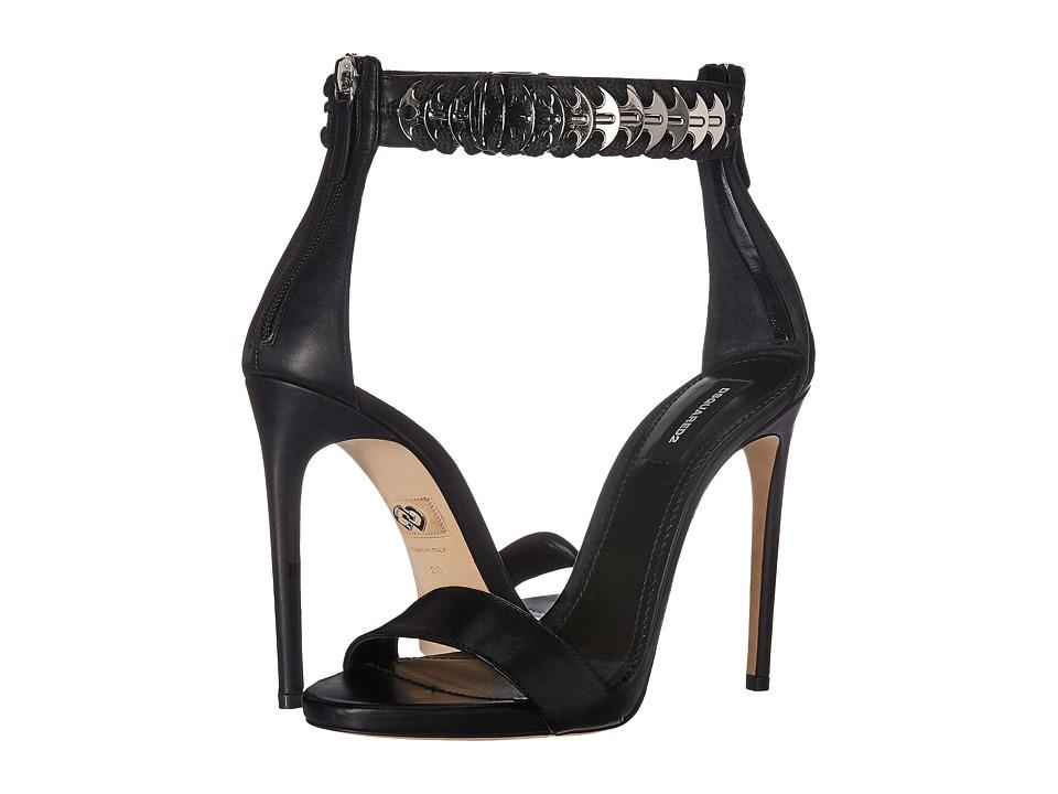 DSQUARED2 W17C516 (Nero Vacchetta) High Heels