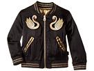 Little Marc Jacobs Reversible Satin Effect Jacket (Toddler/Little Kids)