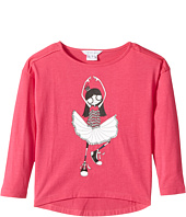 Little Marc Jacobs - Long Sleeve T-Shirt (Toddler/Little Kids)