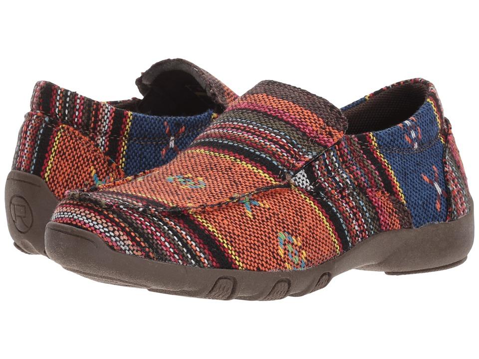 Roper Kids Johnnie (Toddler/Little Kid) (Light Biege) Kids Shoes