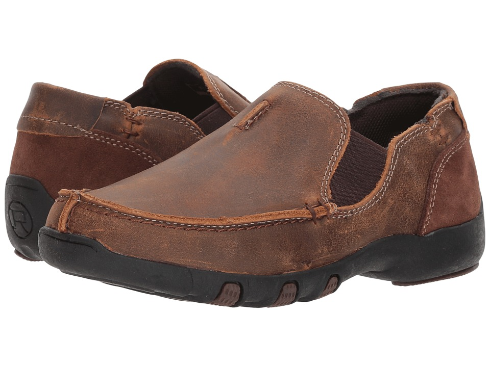 Roper Kids Buzzy (Toddler/Little Kid) (Brown) Kids Shoes
