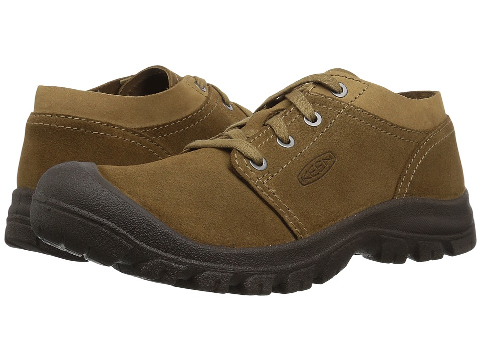 Keen Grayson Oxford (Coyote/Scylum) Men's Shoes