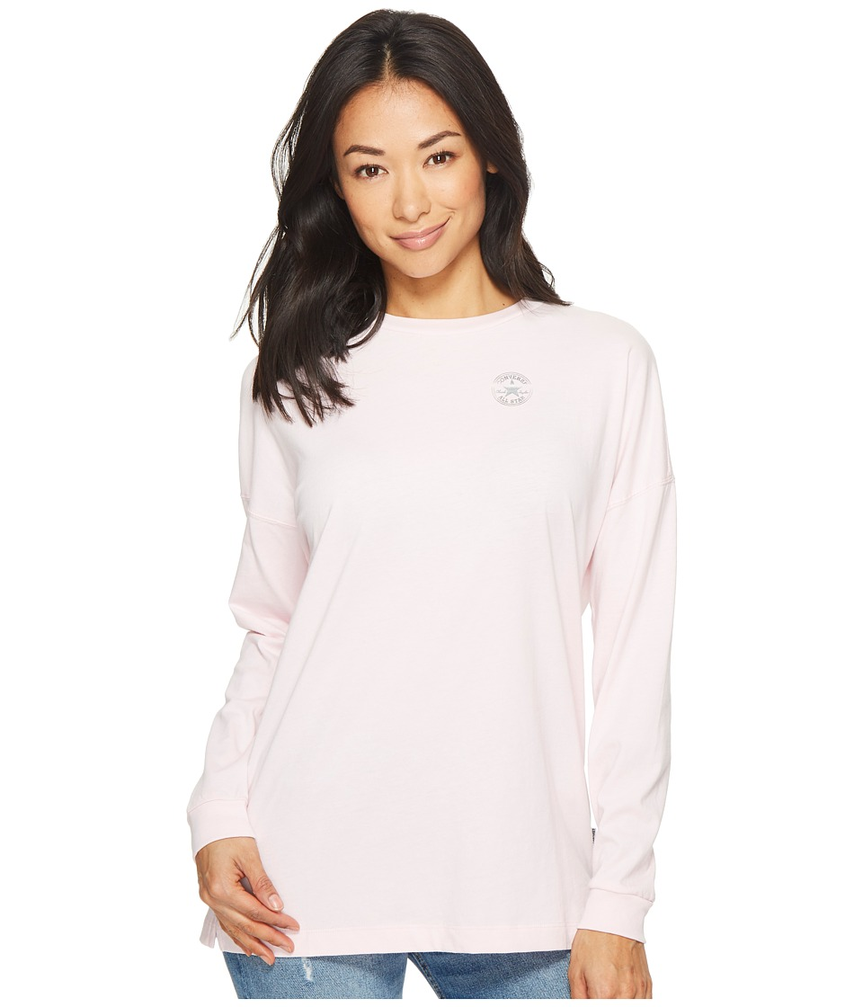 1632131323cf UPC 888755000144 product image for Converse - Shine Pack LT Chest CP Long  Sleeve T-