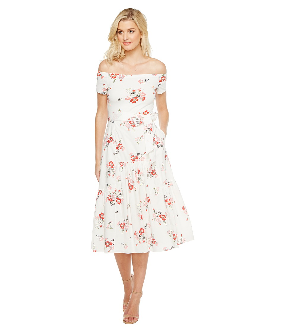 Rebecca Taylor - Off the Shoulder Margurite Jersey Dress