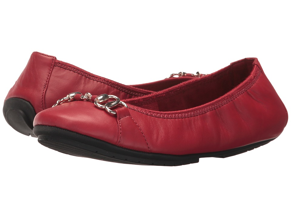 Me Too - Olympia (Bing Red Sheep Nappa) Womens  Shoes