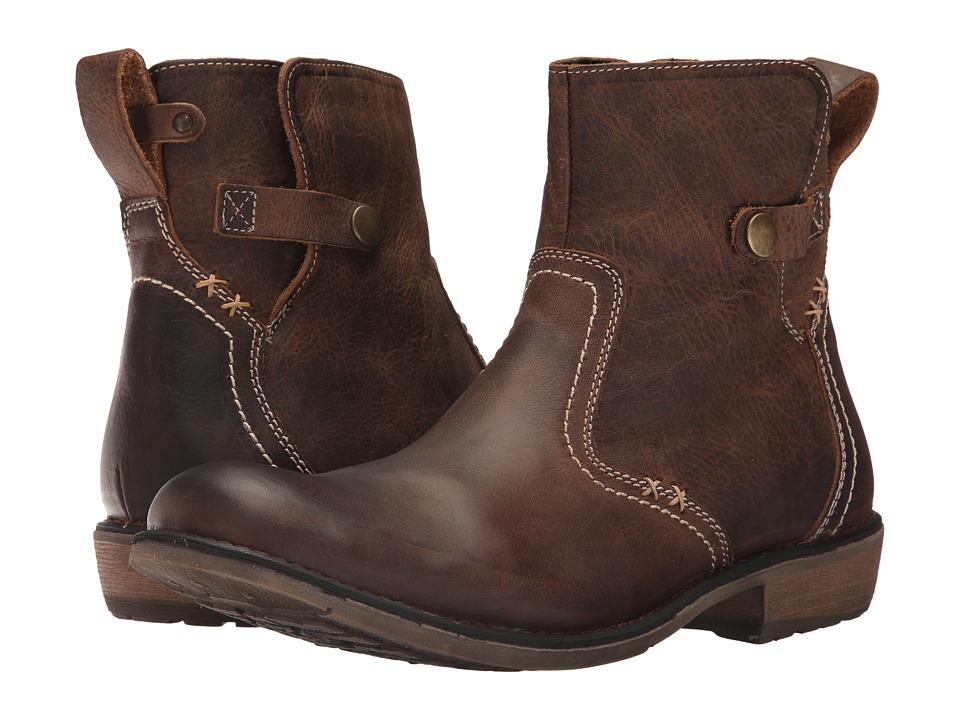 Roan - TYE by Roan (Tan Greenland) Mens Pull-on Boots